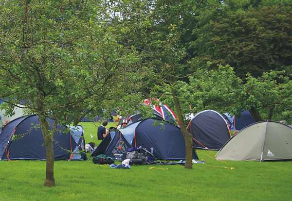 Low Farm Touring & Camping Park 5869