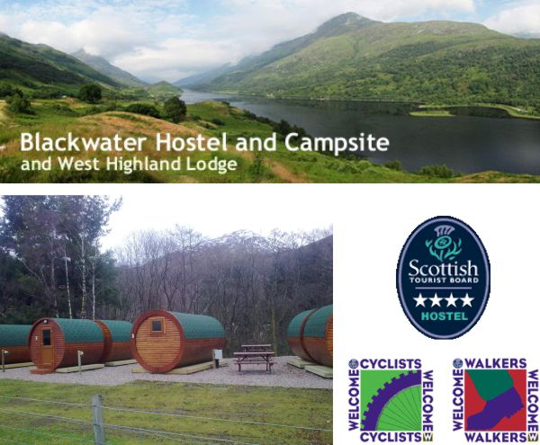 Blackwater Hostel and Riverside Campsite 612