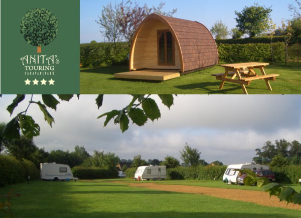 Anita's Touring Caravan Park and Holiday Cottages