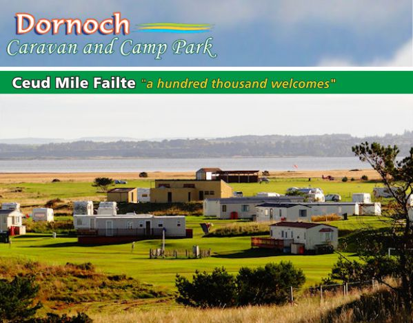 Dornoch Caravan and Camp Park 650
