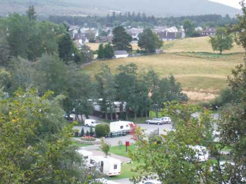 Grantown-on-Spey Caravan Park 7236