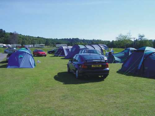 Grantown-on-Spey Caravan Park 7237