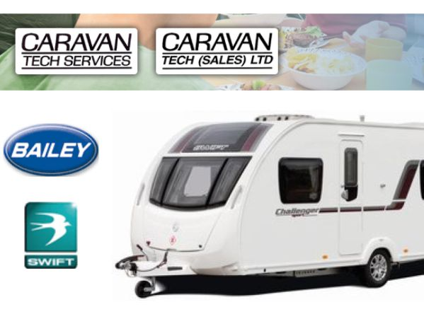 Caravan Tech Services Ltd - Caravan/Motorhome Sales 767