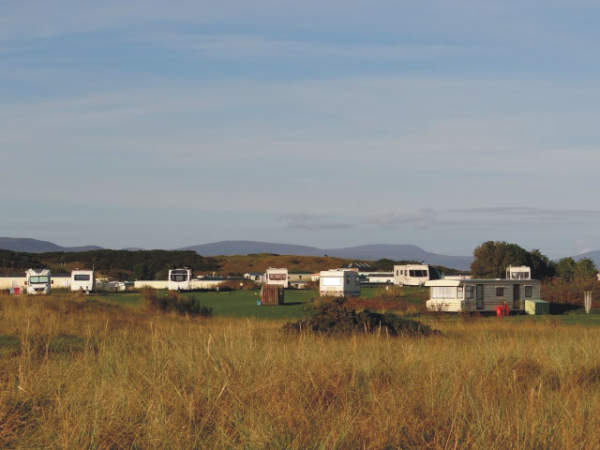 Dornoch Caravan and Camp Park 7709