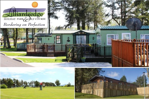 Lilliardsedge Holiday Park &  Golf Course 800