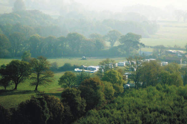 Top Farm Camping & Caravan Site 8456