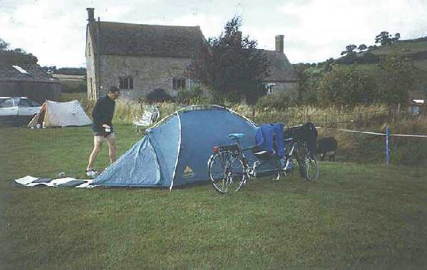 Mill Farm Camping Site 8505