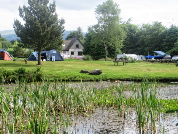 Glentrool Holiday Park 8534