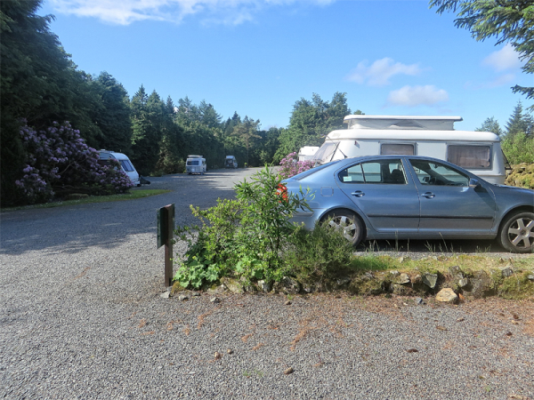 Glentrool Holiday Park 8535