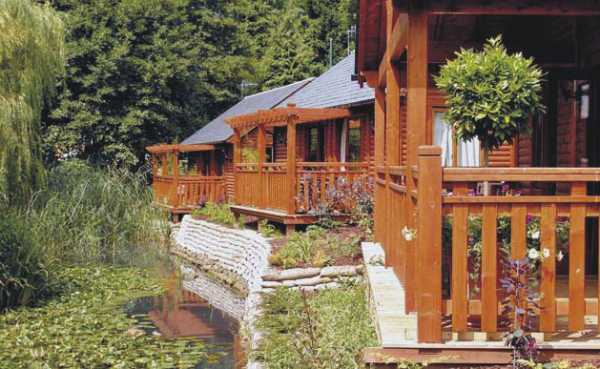 Tilford Woods Lodges 9746