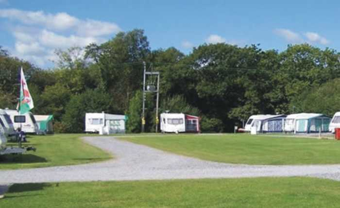 Gower Villa Touring Park 9773